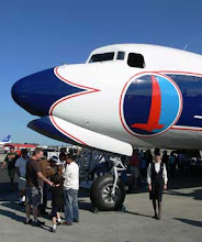 Eastern Airlines DC-7B Project Sponsor