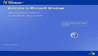 ade29 Cara Install Windows XP