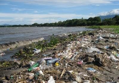 Problematica de la contaminacion en nicaragua for Plastico para impermeabilizar lagunas