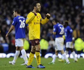 Fabregas-Arsenal