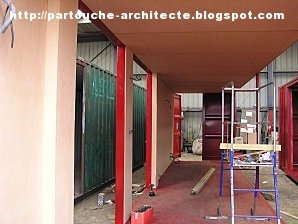 PATRICK PARTOUCHE CONTAINER HOUSE LILLE