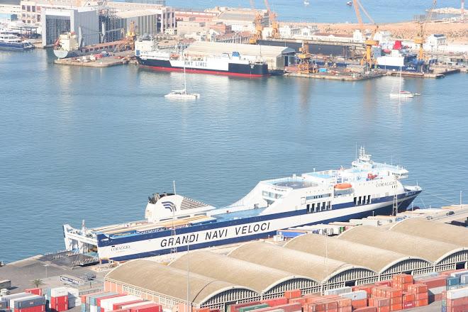 Barcelona Ferries - 2007