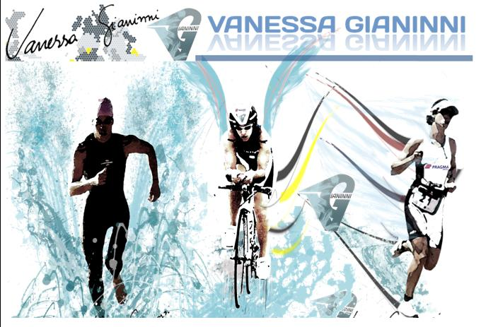 Vanessa Gianinni triatleta
