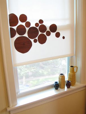 DIY Vinyl Shade Decals