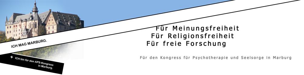 Für Meinungsfreiheit, Religionsfreiheit und das Recht auf freie Forschung