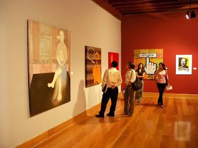 El misterio de la luz: Arte Contemporáneo en el Museo de Arte de San ...