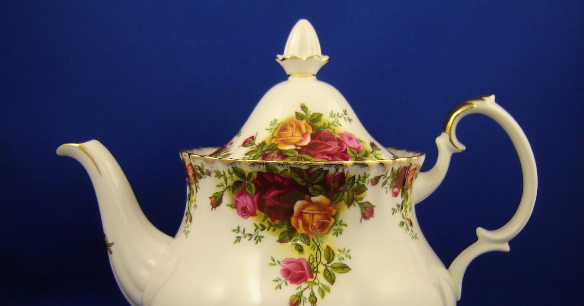 Norbridge Antiques Top Ten China Patterns