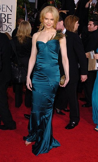 Best Dressed at the Golden Globes 2011! | World News