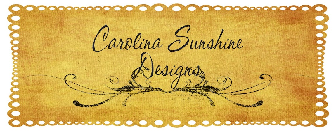 Carolina Sunshine Designs