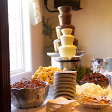 Chocolate Fountain Buffet