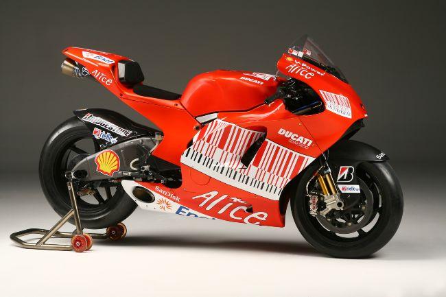 Motor Sport Ducati Desmosedici Gp9 Motorsport