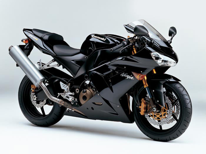 Picture of Kawasaki Ninja 4
