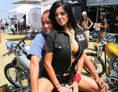 Sexy Girls Motorcycle Case