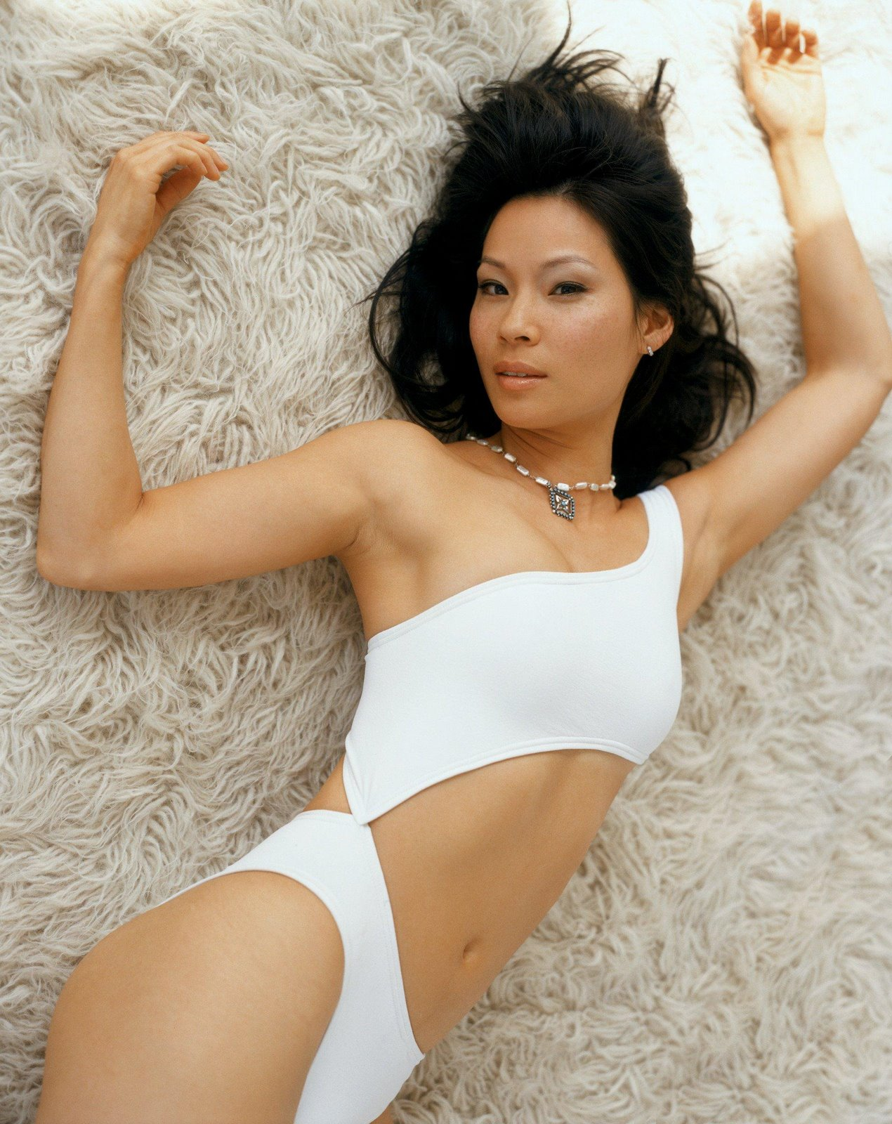 lucy liu 10 ... and force 95 year old grandmothers to take off their adult diapers?