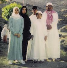 Family in Mekah