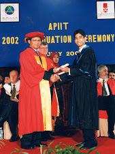 Akmal's Graduation