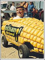 Nebraska Senator Ben Nelson (D) in Corn Ethanol 'Car'