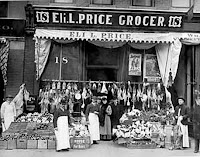 Neighborhood Grocery Store in 1905