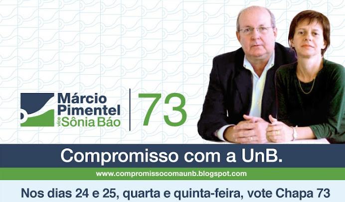 Compromisso com a UnB.  |  73
