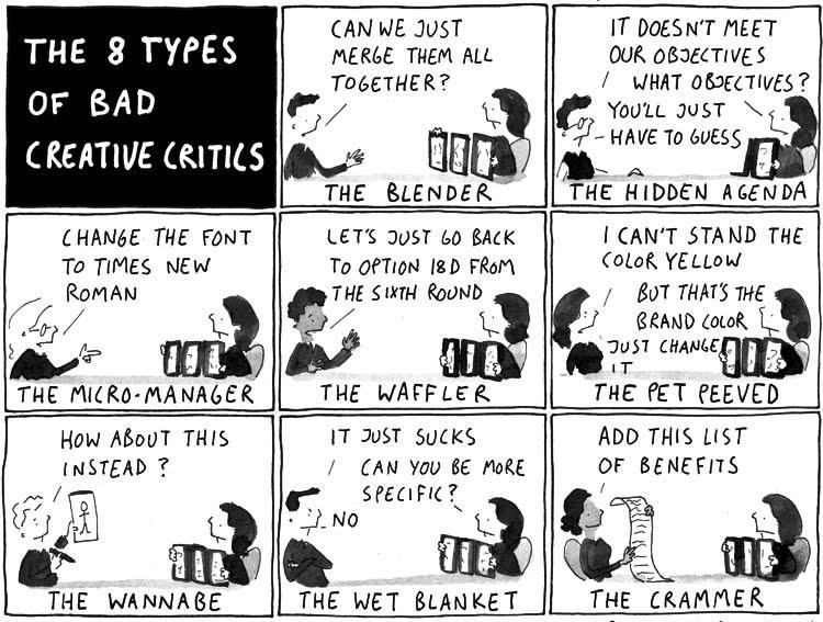 Creative Critics