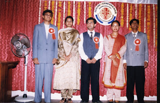 The great LEO Club of V.U.Nagar....Good 'ol golden days:)