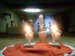 """""""A Umbanda é paz e amor , é mundo cheio de luz, é a força que nos dá vida e a grandeza nos conduz"""""""