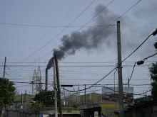 Contaminación en Haina