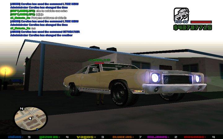 Autos De Rapido Y Furioso Para Gta San Andreas