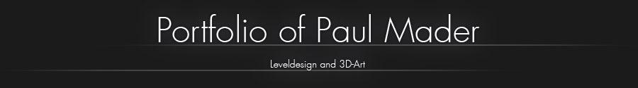 Portfolio of Paul Mader