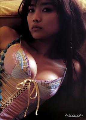 Eriko Sato sexy in japan