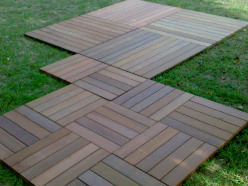 Deck modular souza e carvalho movelaria ltda for Modular decks