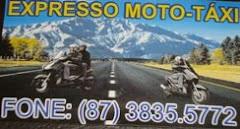 EXPRESSO MOTO TAXI AS AMARELINHAS DA COHAB II-3835.5772. LIGUE-NOS