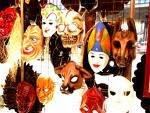 máscaras de cultura