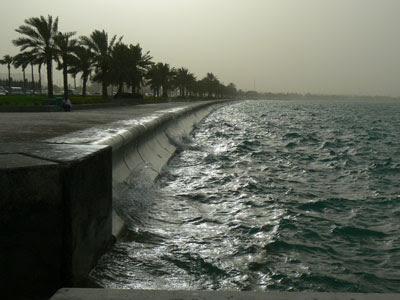 Corniche curve