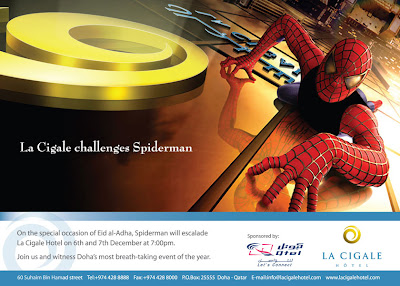 Spiderman Flyer