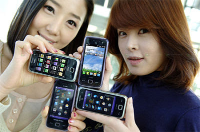 LG Launches Phones Based Windows 6.5 OS in Korea
