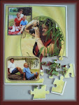 Jigsaw puzzle I created for friends