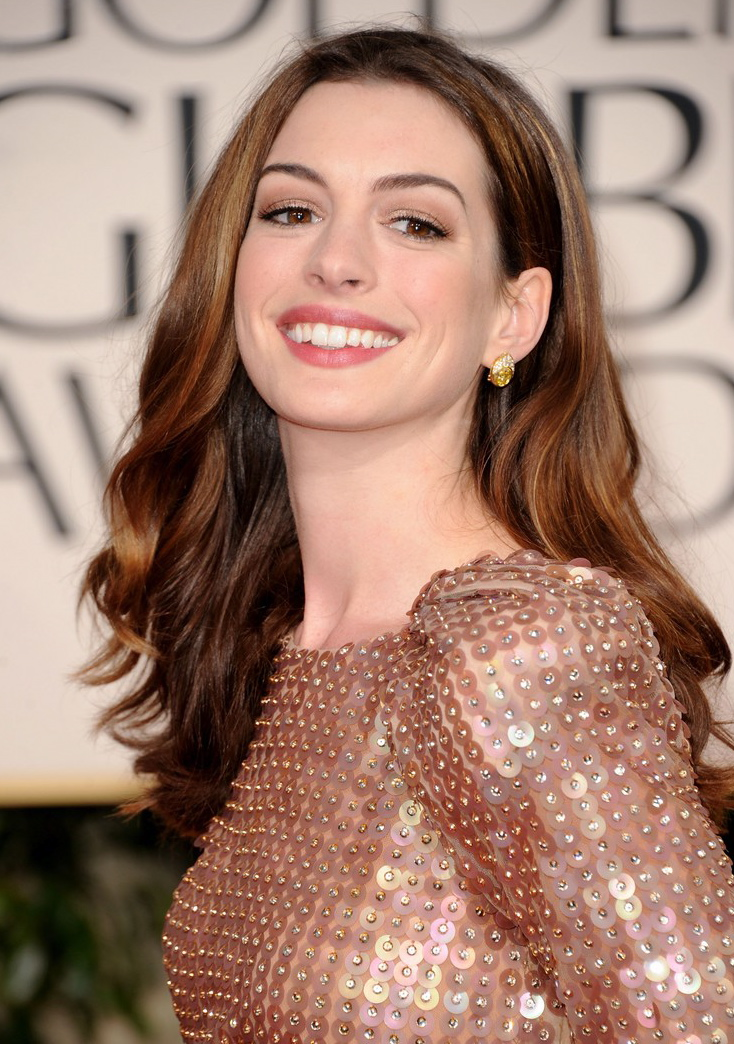 Anne-Hathaway-Golden-Globes-2011. Our other favourite dresses included Halle