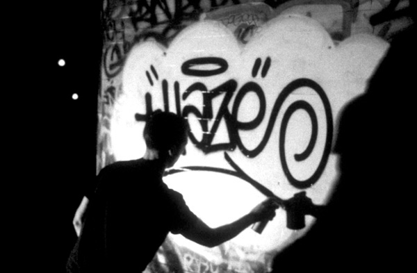 Grafiti Huruf L | | Download Gambar Online