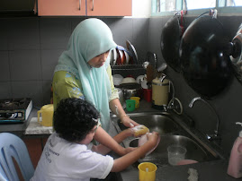 Aktiviti Di Dapur PKKI Hulu Langat.