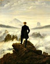 Il viaggiatore sopra il mare di nebbia (1818)