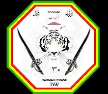 harimau perang