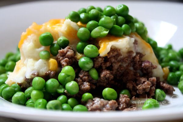 Basic Shepherds Pie (that you can make in advance)