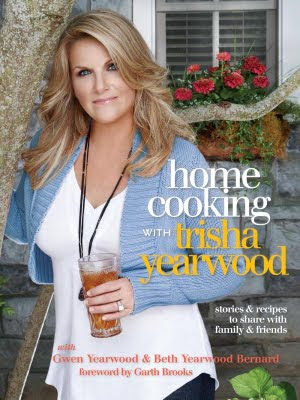 Trisha Yearwood's Apple Dumplings + Home Cooking with Trisha Yearwood Cookbook Review