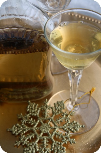 Warm Up with a Nip of Winter-Spiced Vodka