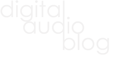 Digital Audio Blog