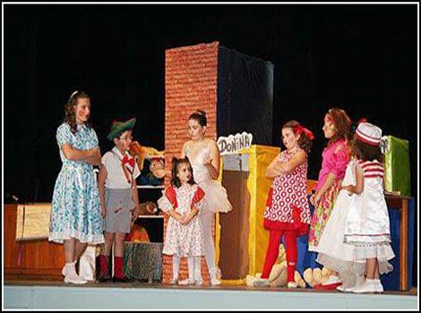 Talleres de teatro infantil