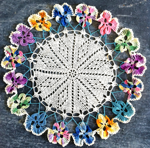 Crochet Memories, Free Multi-Easter Eggs Pattern