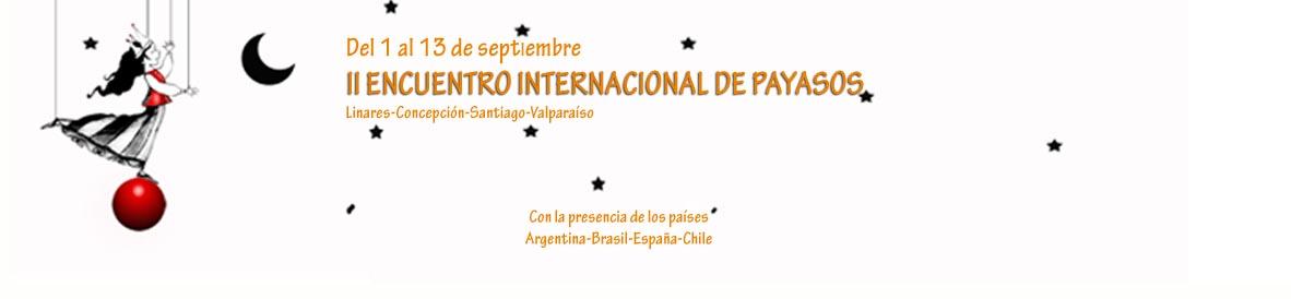 II Encuentro Internacional de Payasos