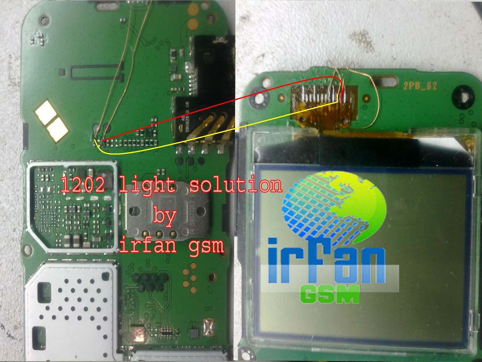 Mobile Guide 2010 Line Sim Bb9800 Short Circuit For Repair Gsmforum Nokia 1202 Light Hot Solution